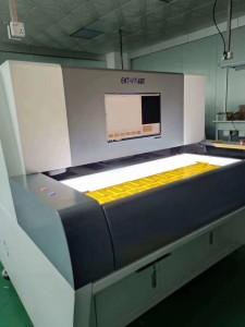 SMT Automatic Optic PCB Inspection Offline AOI machine in SMT Production Line