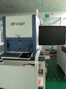 Overal-view DIP online AOI EKT-VL-501T