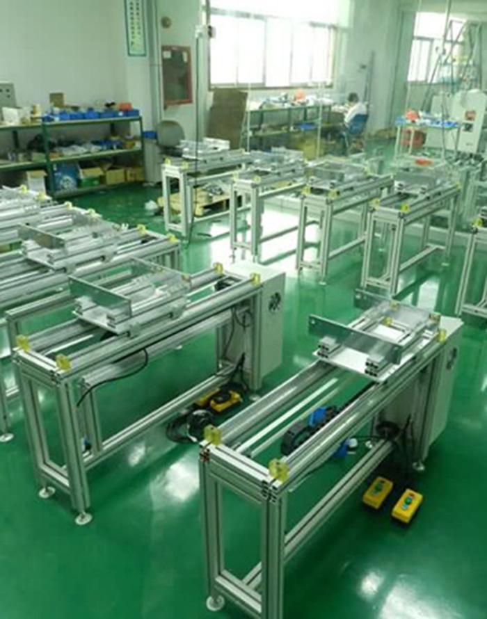 SMT line parallel conveyor